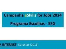 Campanha eSkills 2014/Programa Escolhas